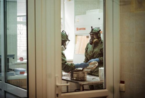Информация оперативного штаба по предупреждению завоза и распространения коронавирусной инфекции в Тверской области за 12 октября